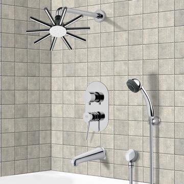 Tub and Shower Faucet, Remer TSH4086