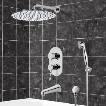 Tub and Shower Faucet, Remer TSH4090