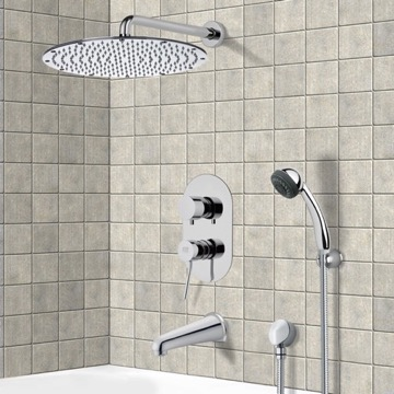Tub and Shower Faucet, Remer TSH4091