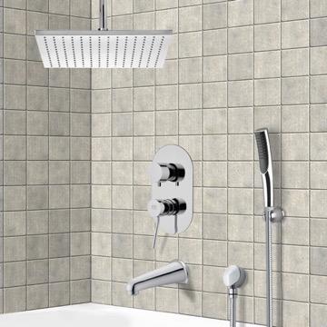 Tub and Shower Faucet, Remer TSH4096