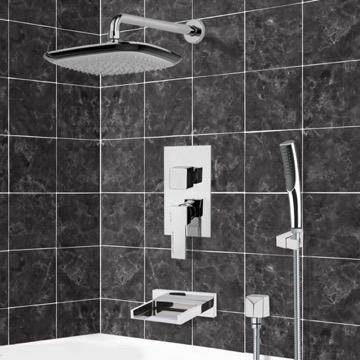 Tub and Shower Faucet, Remer TSH4115