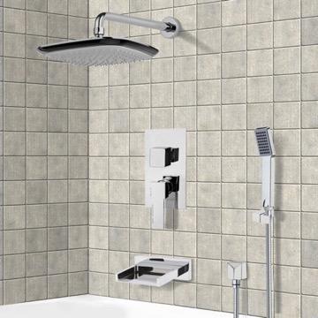 Tub and Shower Faucet, Remer TSH4116