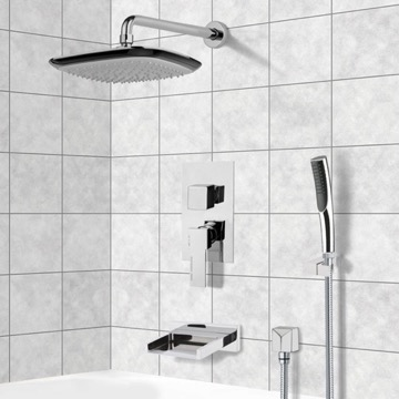Tub and Shower Faucet, Remer TSH4136
