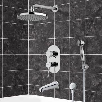 Tub and Shower Faucet, Remer TSH4141