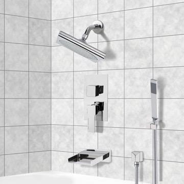 Tub and Shower Faucet, Remer TSH4193