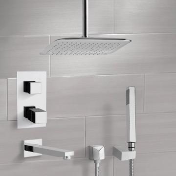 Tub and Shower Faucet, Remer TSH4400