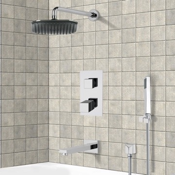 Tub and Shower Faucet, Remer TSH4404