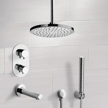 Tub and Shower Faucet, Remer TSH4405