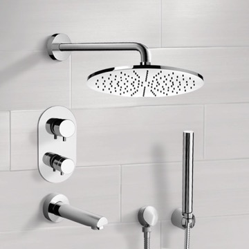 Tub and Shower Faucet, Remer TSH4409
