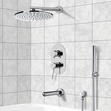 Tub and Shower Faucet, Remer TSH4501