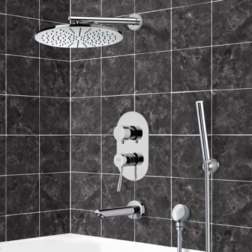 Tub and Shower Faucet, Remer TSH4502