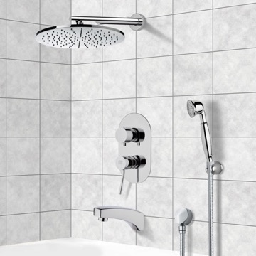 Tub and Shower Faucet, Remer TSH4504
