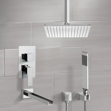 Tub and Shower Faucet, Remer TSH4506