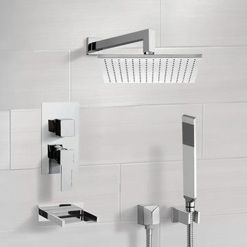 Tub and Shower Faucet, Remer TSH4510