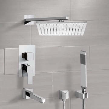 Tub and Shower Faucet, Remer TSH4514