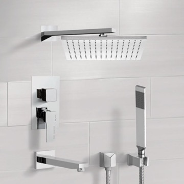 Tub and Shower Faucet, Remer TSH4515
