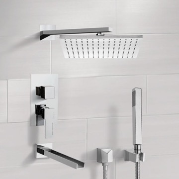Tub and Shower Faucet, Remer TSH4516