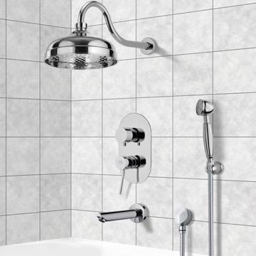 Tub and Shower Faucet, Remer TSH4525