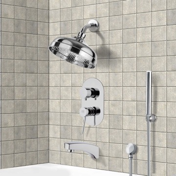Tub and Shower Faucet, Remer TSH4529