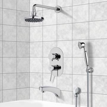 Tub and Shower Faucet, Remer TSH4533