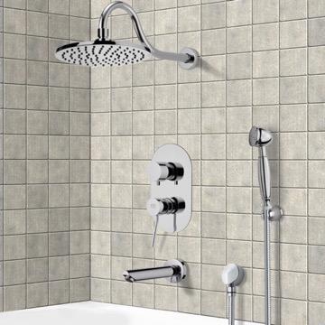 Tub and Shower Faucet, Remer TSH4534