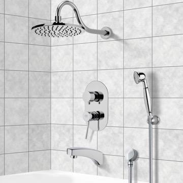 Tub and Shower Faucet, Remer TSH4535