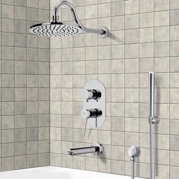 Tub and Shower Faucet, Remer TSH4536