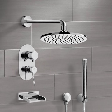 Tub and Shower Faucet, Remer TSH4538