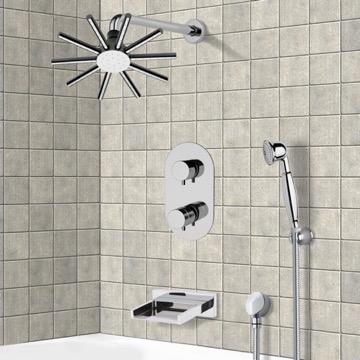 Tub and Shower Faucet, Remer TSH4547