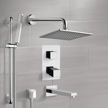 Tub and Shower Faucet, Remer TSR03