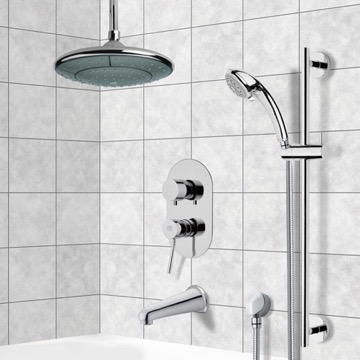 Tub and Shower Faucet, Remer TSR9005