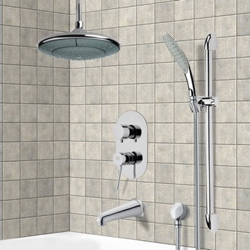 Tub and Shower Faucet, Remer TSR9006