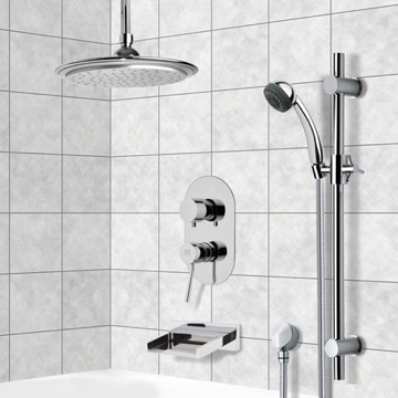 Tub and Shower Faucet, Remer TSR9010