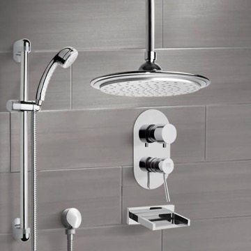 Tub and Shower Faucet, Remer TSR9011
