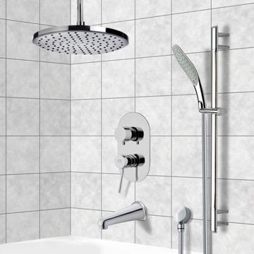 Tub and Shower Faucet, Remer TSR9015