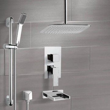 Tub and Shower Faucet, Remer TSR9019