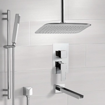 Tub and Shower Faucet, Remer TSR9020
