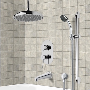 Tub and Shower Faucet, Remer TSR9022