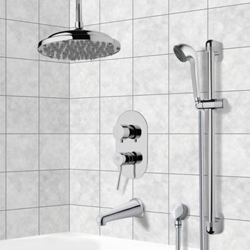 Tub and Shower Faucet, Remer TSR9023