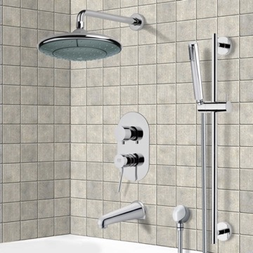 Tub and Shower Faucet, Remer TSR9032