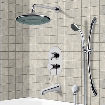 Tub and Shower Faucet, Remer TSR9033