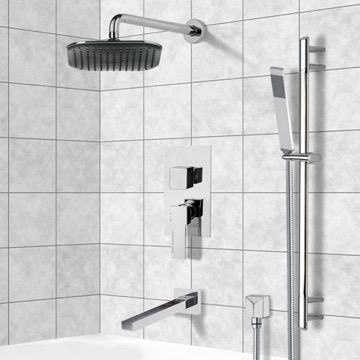 Tub and Shower Faucet, Remer TSR9035