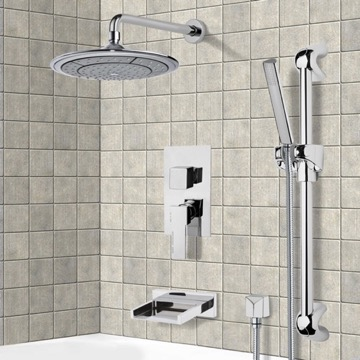 Tub and Shower Faucet, Remer TSR9038