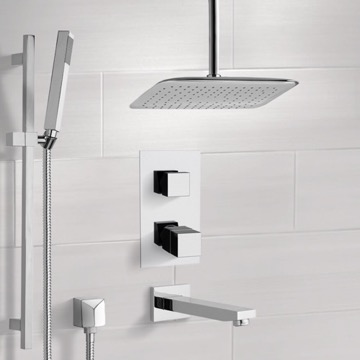 Tub and Shower Faucet, Remer TSR9400