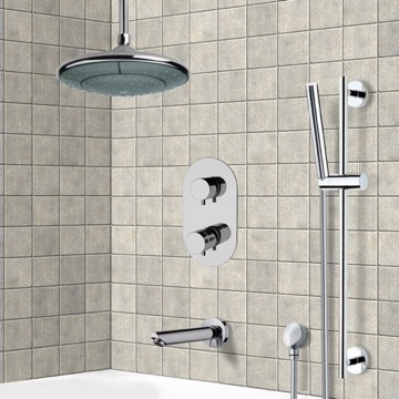 Tub and Shower Faucet, Remer TSR9406