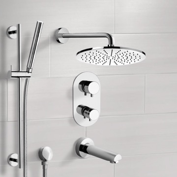 Tub and Shower Faucet, Remer TSR9409