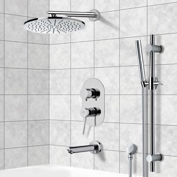 Tub and Shower Faucet, Remer TSR9501