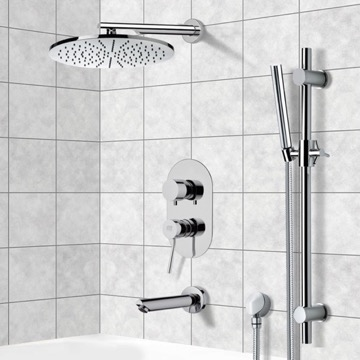 Tub and Shower Faucet, Remer TSR9502