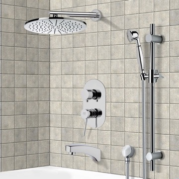 Tub and Shower Faucet, Remer TSR9503