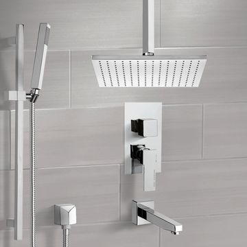Tub and Shower Faucet, Remer TSR9507
